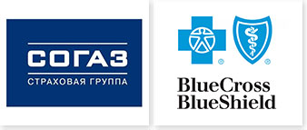 Согаз/BlueCross BlueShield
